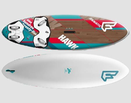 Fanatic Windsurf HAWK Bamboo 2014 Inicio