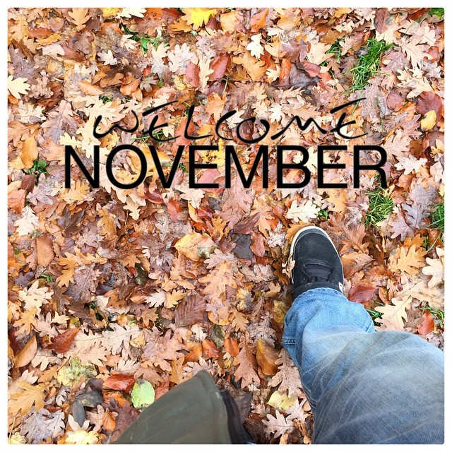 #welcome #november #winteriscoming #wherethewindfindsyou